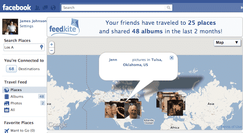 Feedkite friend travel popup on map gumiabroncs Image collections