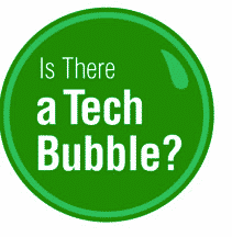 Tech Bubble Logo