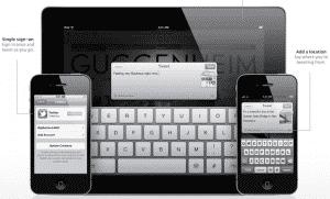 Apple iOS 5 - Integrated Twitter