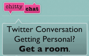 Chitty Chat - Twitter Chat Room