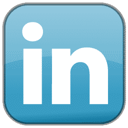 LinkedIn Button Logo