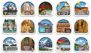 National Parks on Gowalla