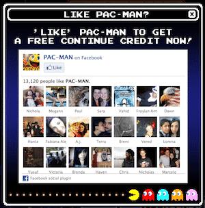 Pac Man S Free Credit