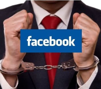facebook legal papers service