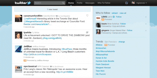 Featured image for Twitter Begins Pushing Promoted Tweets Into User Timelines