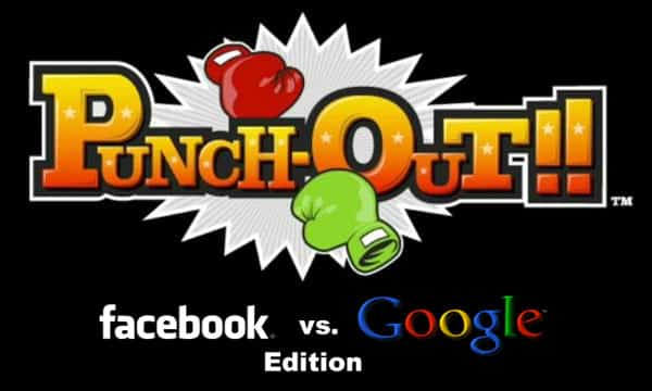 Google Plus and Facebook Fight It Out