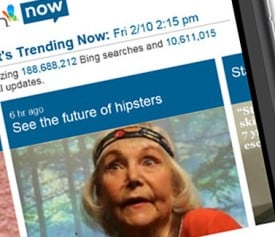 Featured image for MSN Goes Social With msnNOW App For Facebook, Web And Mobile Devices