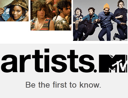 Featured image for MTV Launching Artists Platform With Revenue Sharing Model, Social Network Integration