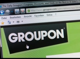 Groupon 4th Quarter Sales Revision