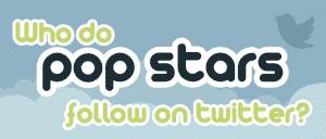 Twitter Followers For Pop Stars