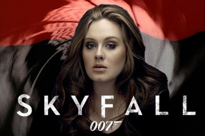 Featured image for Adele Confirms 'Skyfall' Theme On Facebook And Twitter