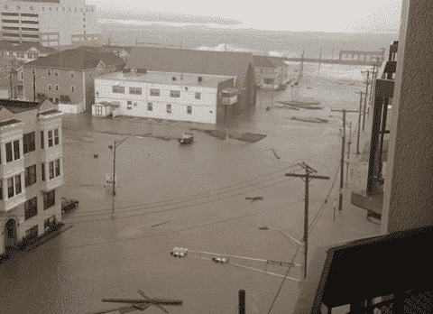 Hurricane Sandy Instagram