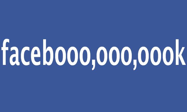 Facebook's milestone