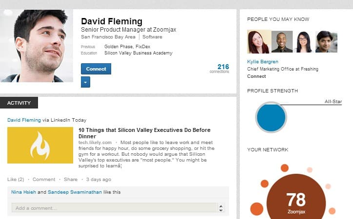 Featured image for LinkedIn Unveils Redesigned Profiles, Shares Impressive Stats