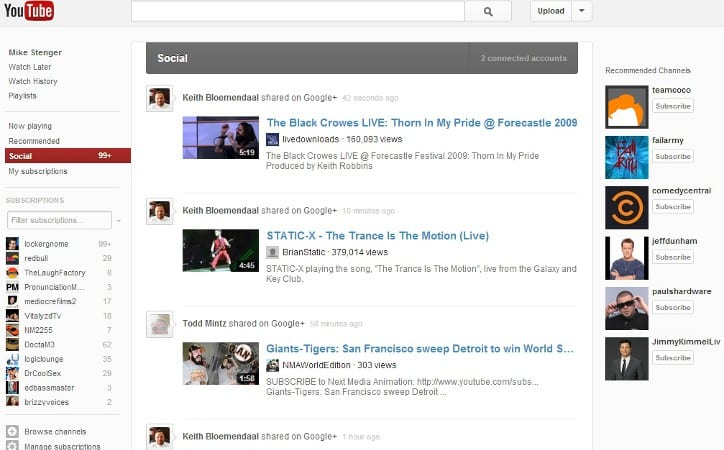 Featured image for YouTube Testing Out New Design [Inside Look]
