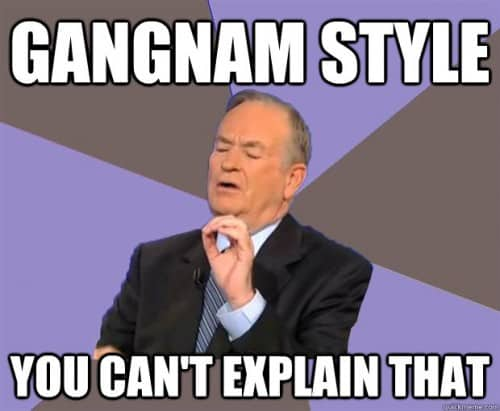 Featured image for Bill O'Reilly Is Totally Confounded By This 'Gangnam Style' Thing [Video]