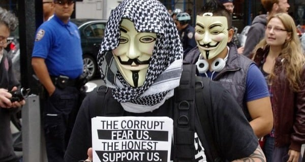 Featured image for Anonymous Shutting Down Facebook Today [Rumor]