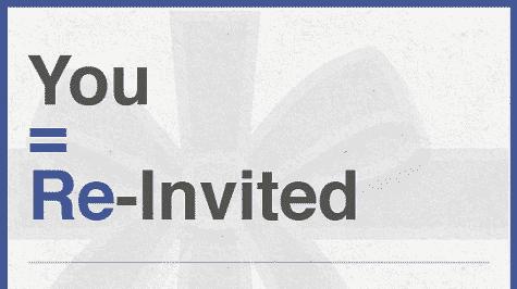 Facebook Gifts Event Rescheduled