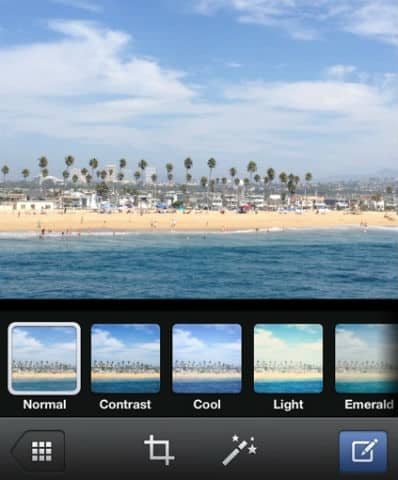 FacebookFilters2 INB4 Twitter: Facebook Adds Photo Filters To Mobile App