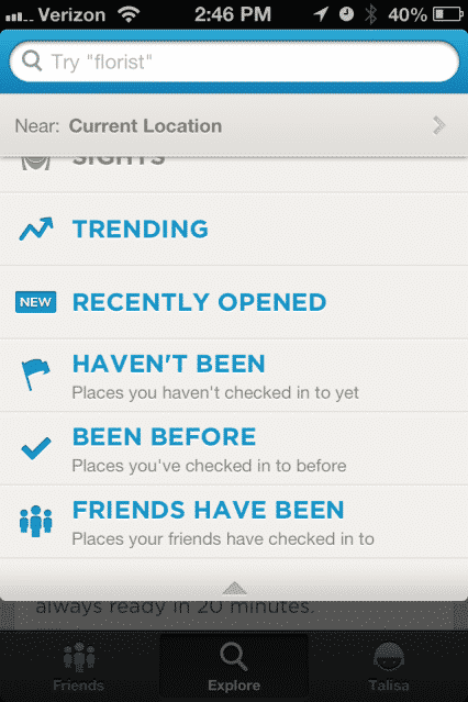 Featured image for Foursquare's 'Recently Opened' Feature Promotes New Businesses