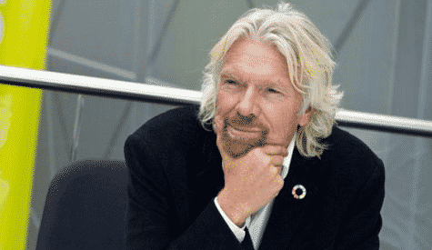 Richard Branson LinkedIn Followers Richard Branson Is First LinkedIn User With One Million Followers