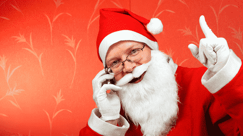 Featured image for Santa Apps Send Phone Calls To Misbehaving Kids, Psychologists Concerned