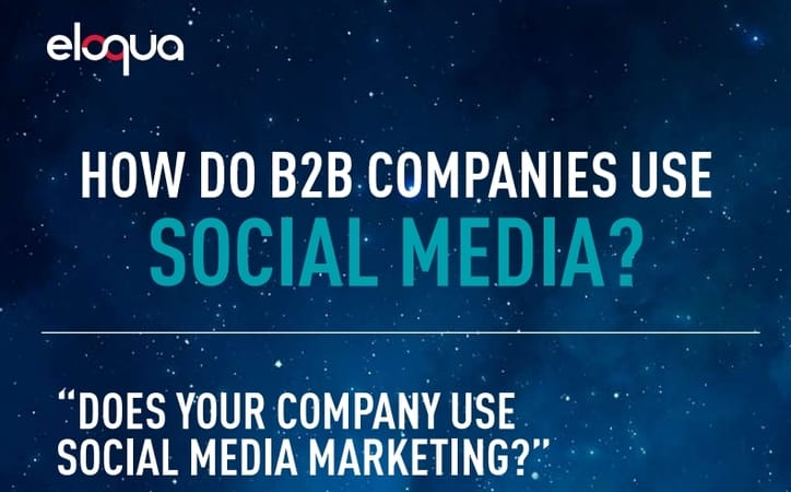 Featured image for 36% Of B2B Companies Not Investing In Social Media Marketing [Infographic]