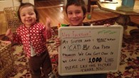 Facebook Bet Convinces Parents To Buy Kid A Cat