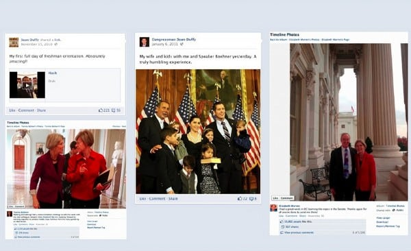 Featured image for Facebook Teaches New Members Of Congress How To Use A Page