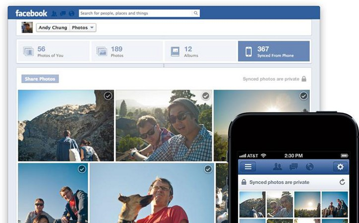 Featured image for Facebook Photo Sync Out Of Beta: How To Enable On iOS Or Android