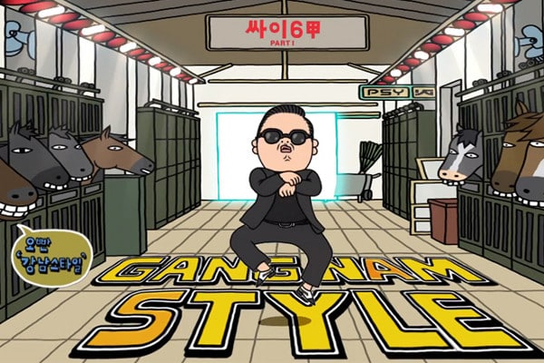 Featured image for How To Add Yourself To 'Gangnam Style' Music Video