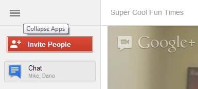 New Google+ Hangouts