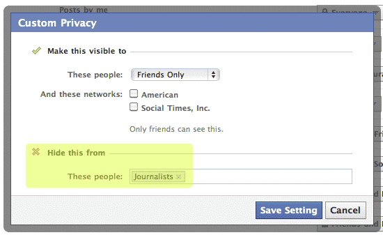Featured image for 'Facebook Privacy Guidelines' Wall Post Is A Hoax: How To Actually Protect Content