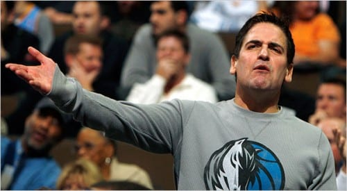 Featured image for Is Facebook Really Out To Get Mark Cuban?