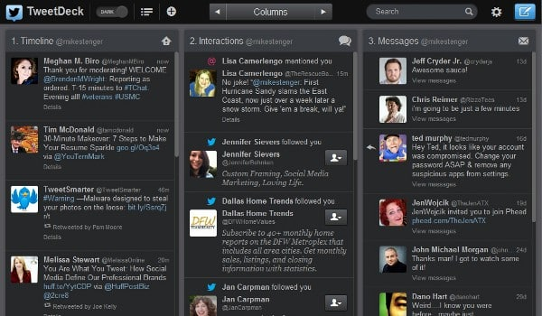 Featured image for TweetDeck Update Adds Several New Features