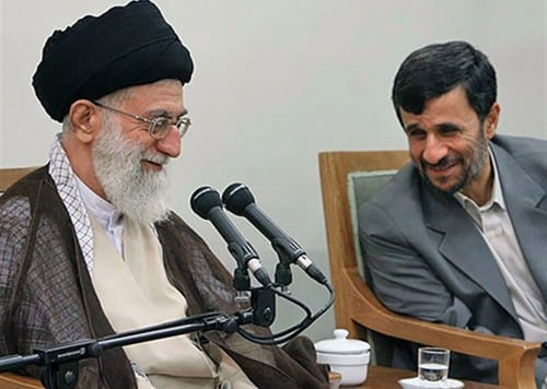 Ayatollah gets a Facebook