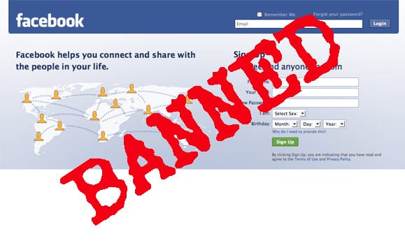Featured image for Top 10 Not Terribly Offensive Pics That Facebook Banned Anyway
