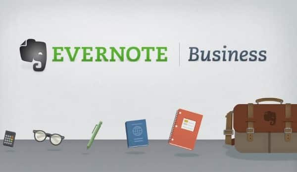 evernote business Evernote Business Brings Easy Collaboration To The Workforce
