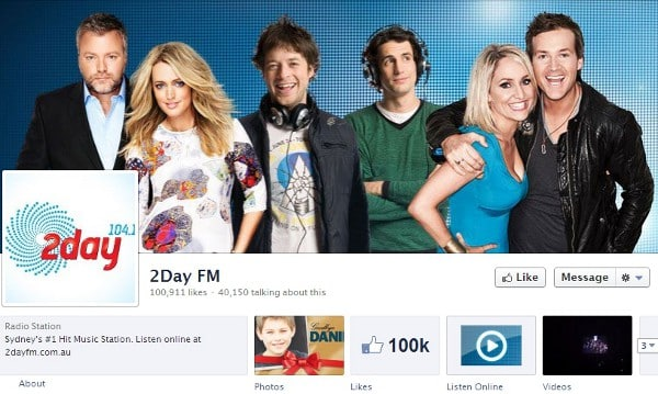Featured image for 2Day FM Facebook Page Receives Angry Posts After Prank Call Results In Suicide