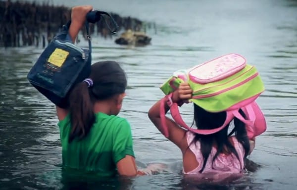 Featured image for Facebook Fundraiser Helps Kids In Philippines Get To School