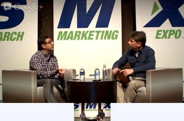 Featured image for SVP Behind Google+ Shares Insight At SMX Conference