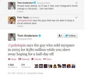 tom myspace burn
