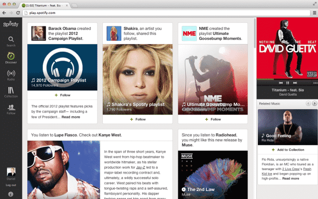 Featured image for Spotify Announces 20 Million Users, 5 Million Paying Subscribers