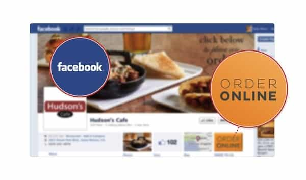 Chownow delivers food ordering to facebook raises 3 million chownow delivers food ordering to facebook raises 3 million forumfinder Images