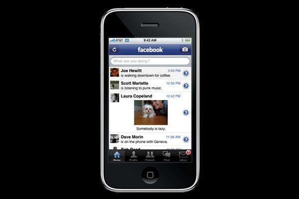 Featured image for Facebook Mobile Was Most Downloaded App Of 2012