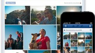 Facebook Photos Upload Record