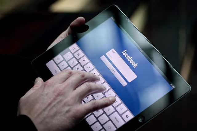 Facebook Sales Data