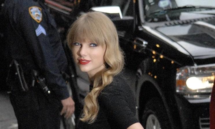 Taylor Swift Sex Tape Hoax