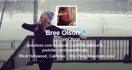 Bree Olson Can T Decide On Super Bowl Team Posts Sexy Photos Instead Social News Daily Bree olson takes to twitter following reports about charlie sheen. social news daily