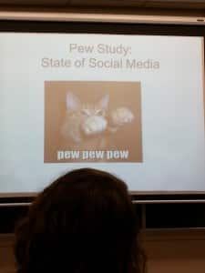 pew study social media